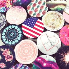 Vote for your favorite PopSocket! Leave a comment and tell us which one is your favorite! #vote #electionday #popsockets