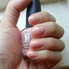 Malaysian Mist, OPI nail polish. Great for anytime of year...nail polish staple