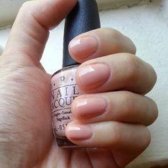 Malaysian Mist, OPI nail polish. Great for anytime of year...nail polish staple