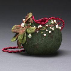Mistletoe by DebAllenFrippery on Etsy