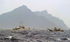 China's 'Little Green Boats' Have Japan on Alert 8/31/16  Beijing's latest ploy on the disputed Senkaku Islands echoes Russian actions in Ukraine.