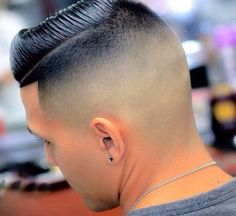 Comb Over with Buzzed Sides Cool Hairstyles For Men, Hairstyles Haircuts, Haircuts For Men, Style Hairstyle, Men's Hairstyle, Medium Hairstyles, Wedding Hairstyles, Hair And Beard Styles, Short Hair Styles