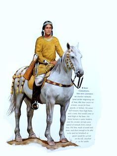 Avar cavalryman, V-VI c. Abbasid Caliphate, Sassanid, Military Costumes, Early Middle Ages, Dark Ages, European History, Military Art, Roman Empire, Character Inspiration