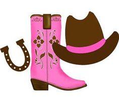 Little Cowgirl Cartoon - Bing Images Cowboy Boot Cake, Girl Cowboy Boots, Little Cowgirl, Cowboy And Cowgirl, Horse Birthday Parties, Cowgirl Birthday, Cowgirl Party, Birthday Party Themes, Baby Shower Niño Manualidades