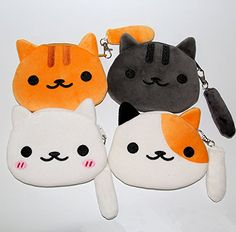 Game Neko Atsume cat backyard cat meow Darake Zukan plush Toy 13.4 ...