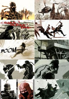 2006 / METAL GEAR SOLID PORTABLE OPS / Movie