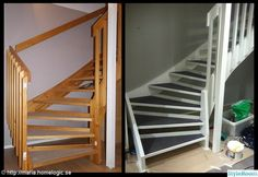 föreefter Stairways, Design, Home Decor, Ladder, Woodwind Instrument, Ladders, Homemade Home Decor, Stairs, Staircases