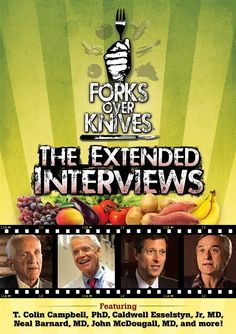 The follow-up film to Forks Over Knives -- The Extended Interviews features leading medical, scientific, and health research about the health benefits of a plant-based diet and the health concerns with a meat-based diet.