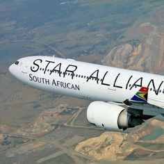 South African Airlines A340-600