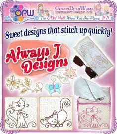 Designs from Always J.