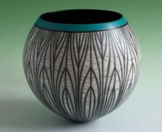 Pretty ceramic pot. Like the design.