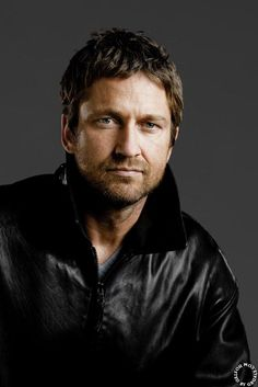 Gerard Butler photoshoot for Icon - Dick Lowery - February 2010