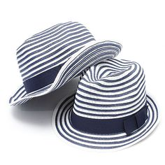 c66a2b710ef Fashion Women Child Panama Fedora Straw Derby Trilby Hat Beach Floppy  Summer Cap  New