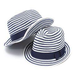 Fashion Women Child Panama Fedora Straw Derby Trilby Hat Beach Floppy Summer Cap #New #Panama