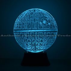 1pec/set Star Wars Death star lamp 7 color changing visual illusion LED lamp 2016 fashion toy 3D light action figure kids gift #>=#>=#>=#>=#> Click on the pin to check out discount price, color, size, shipping, etc. Save and like it!