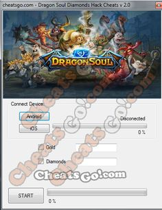 Dragon Soul Android Hack Diamonds Free!
