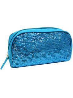 $8.50 Blue Magic Sequin Stuff Case