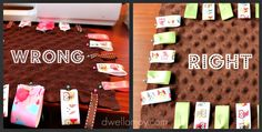 How to make little taggie blankets.    Dwell on Joy: {I LOVE OWL} Taggies!