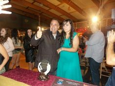 La joven teldense Celia Jiménez ganadora del Festival Autonómico Islas Visión 2014 en Tenerife