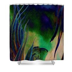 Colorful Melody Shower Curtain by Faye Anastasopoulou. This shower curtain is made from polyester fabric and includes 12 holes at the top of the curtain for simple hanging. The total dimensions of the shower curtain are wide x tall. Beautiful Modern Homes, Ocean Scenes, Fancy Houses, Pattern Pictures, Curtains With Rings, Curtains For Sale, My Themes, Shower Curtains, Artist At Work