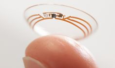 Glass without the glasses: Google patents smart contact lens system with a CAMERA built in