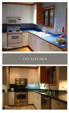 Raleigh Remodel- Kitchen Update