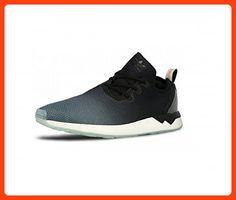 Adidas Sneaker ZX Flux ADV Asymmetrical Women Sneaker Trainer, Größe:38 2/3;Farbe:black/blue