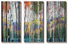Printfinders Eco I by Allison Pearce Custom Wood Framed Art Print