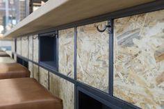 Generalunternehmung by retailpartners ag. Bar Design, Restaurant Design, Architecture, Windows, Arquitetura, Window, Architecture Illustrations, Ramen, Architecture Design