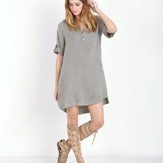 Bella Dahl A Line Dress Super cute brand new A Line tee shirt dress, NWT! Super cute with flats, foot flops, heels, wedges, gladiator shoes, boots, ect. Bella Duhl Dresses Mini