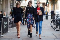 London Fashion Week has begun, and we're bringing you the best street style outfit inspo. See the looks, all in one place, here.