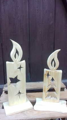 Christmas decoration, wooden candles, tea light holder, nature gift – Keep up with the times. Christmas Candle Decorations, Christmas Wood Crafts, Pallet Christmas, Etsy Christmas, Christmas Candles, Christmas Projects, Christmas Art, Holiday Crafts, Christmas Ornaments