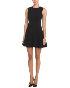 Spotted this RED Valentino Black Scalloped Dropped Waist Dress on Rue La La. Shop (quickly!).