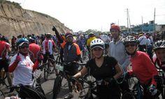 cicleada masiva, Quito - Ibarra - Tulcán (solo llegamos hasta Ibarra .-)