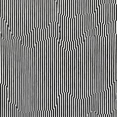 Friday mornings at the MoMa.  Work by Julian Stanczak  #art #newyork#newyorkcity #moma #artist #minimalist