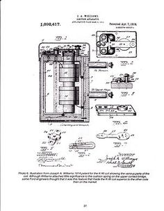 Ford    Buzz       Coil      Model    T    Technical Stuff   Pinterest