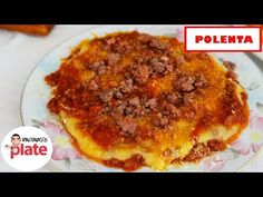 Polenta Recipe is a hearty, classic Italian dish. This polenta recipe is my Nonna's version, made using cornmeal only and topped with a hearty sausage ragu. Italian Pasta Recipes, Italian Foods, Italian Cooking, Cornmeal Polenta, Italian Polenta, Classic Italian Dishes