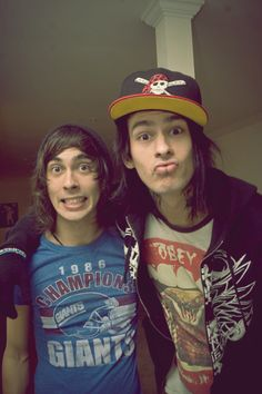 Vic and Mike Fuentes