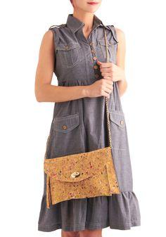 Make It Cork Bag