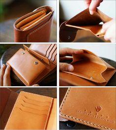 【楽天市場】moto leather&silver[モトレザー] Wallet-6 「W6」ハンドメイドレザーウォレット 革財布 三つ折り財布 MEN'S/LADY'S あす楽対応:refalt