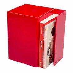 Lampada Booklight Rosso by Designtrasparente