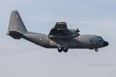 Eindhoven EHEH 2016: FAP C-130H30 16805 Esq501