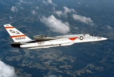 the specifications and history of the North American Vigilante bomber aircraft Military Jets, Military Aircraft, Rolls Royce, Bomba Nuclear, Reactor, War Jet, Mustang, Vigilante, Us Navy Aircraft