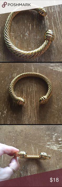 Bracelet gold tone 🌸 Bracelet gold tone 🌺 Jewelry Bracelets