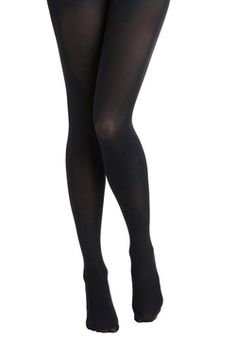 Tights for Every Occasion in Navy, #ModCloth