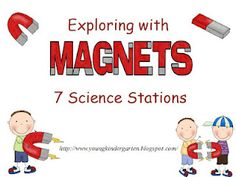 Magnet Unit for Kindergarten