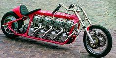 moto cult de 4 motores