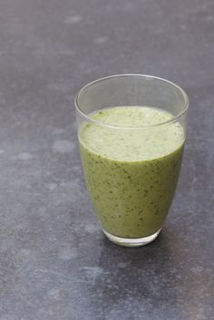 Serves: 1 | Prep time: 5 minutes | Cooking time: 0 minutes | Cooking Skills: Simple  Green smoothies should be a central part to any healthy alkaline lifestyle.