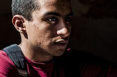 Portrait of Bilal.