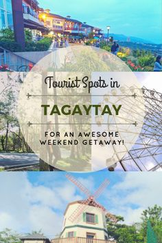 Tagaytay in the south is indeed a very popular place to a quick weekend road trip and staycation for people living in nearby provinces and even from metro manila. Maybe it's because of the strategic and very accessible location, plenty of fancy restaurants, and hotels. A whole day getaway trip or two will scrape the stress out of your body from the daily grind you are getting into. Rejuvenate yourself from the fast pace metro this weekend. Here are some picturesque Tagaytay tourist spots for…